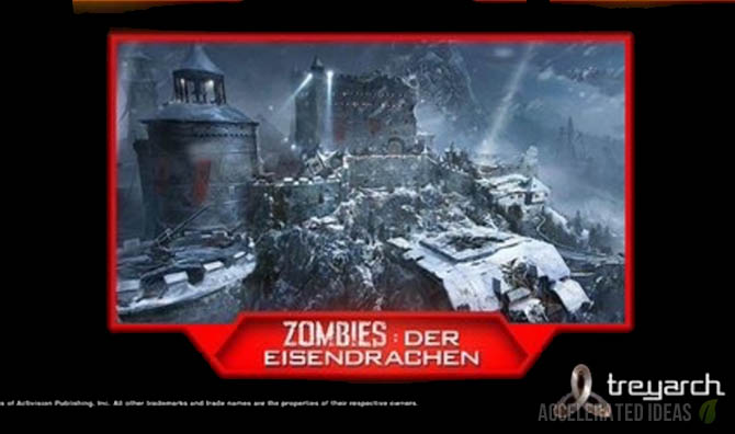 Black Ops 3 Der Eisendrache - Zombies DLC Map Confirmed