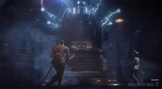 The Giant - teleporter