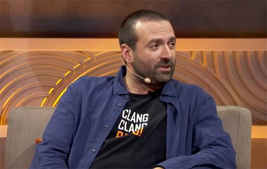 Jason Blundell at E3 2018