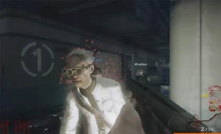 Black Ops Zombie Scientist On Five Map Accelerated Ideas