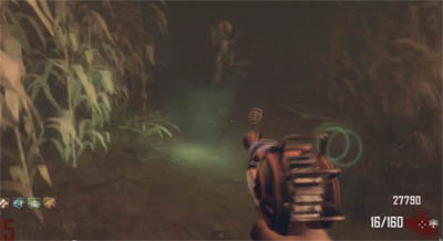 Black Ops 2 Zombies - How to find secret crop fields and