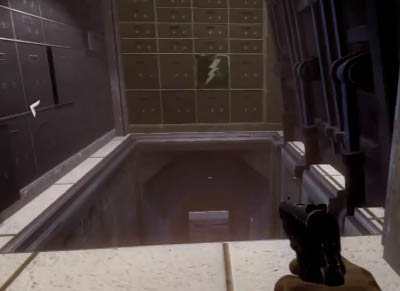 Black Ops 2 Zombies - How to open the bank vault in Town