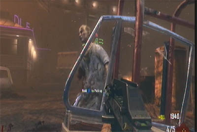 Black Ops 2 Zombies - How to build the riot shield