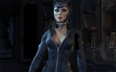 Catwoman missing codes for Arkham City