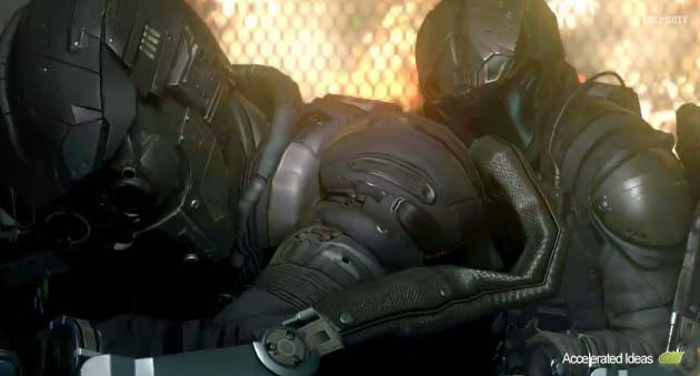 Warfare Exoskeleton Warfar Exoskeleton Suits