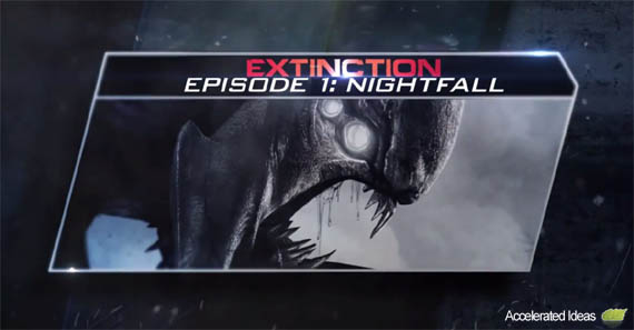 New Extinction Map Nightfall Episode 1 Cod Ghosts Onslaught Dlc Accelerated Ideas