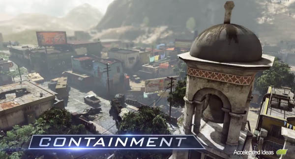 New Extinction Map Nightfall Episode 1 - COD Ghosts