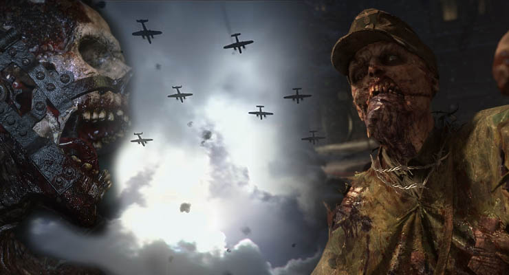 The Final Reich Zombies Trophies - COD WW2