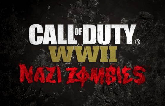 COD WW2 Nazi Zombies logo small