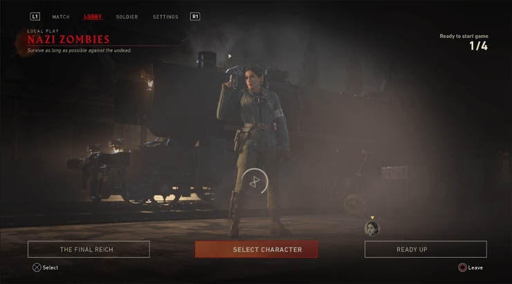 COD WW2 Zombies - How to Unlock All Secret Characters