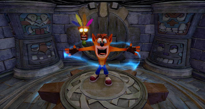 Crash Bandicoot 2 N Sane Trilogy - Clear and Coloured Gems Guide