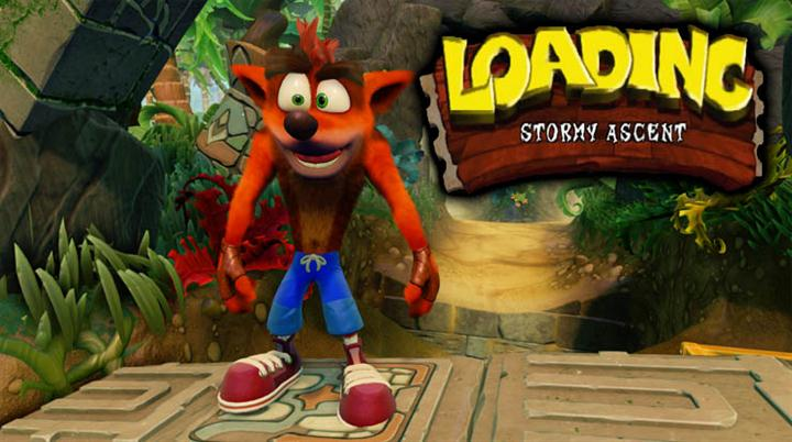 "Crash Bandicoot N Sane Trilogy ""Stormy Ascent"" Level Now Playable"