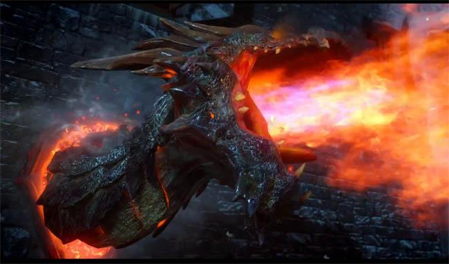 Der Eisendrache Trailer - Gravity Spikes, Dragon Traps, Bow Weapon