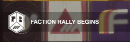 Faction Rally