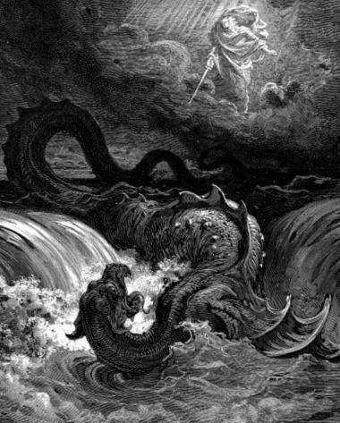 Leviathan creature