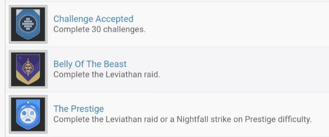 Leviathan raid trophy