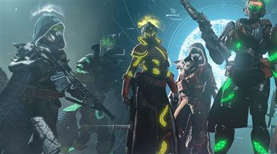 Destiny 2 New Light - Free-to-Play with All Year 1 DLC