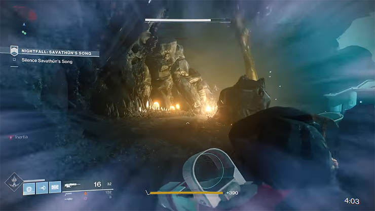 Destiny 2 - Nightfall SOLO Guide (Savathuns Song