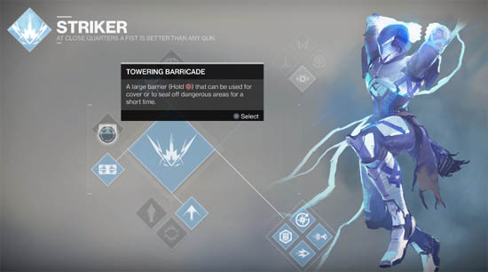 Striker Titan