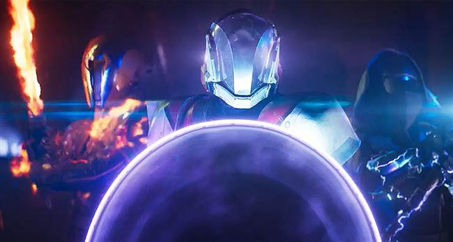 Destiny 2 - All Titan Exotics and Intrinsic Perks