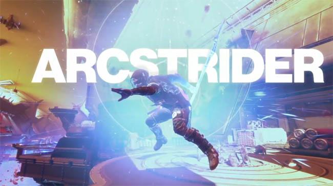 Destiny 2 - Arcstrider