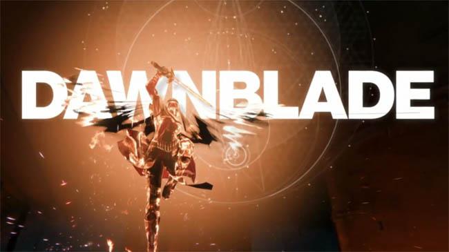 Destiny 2 - Dawnblade