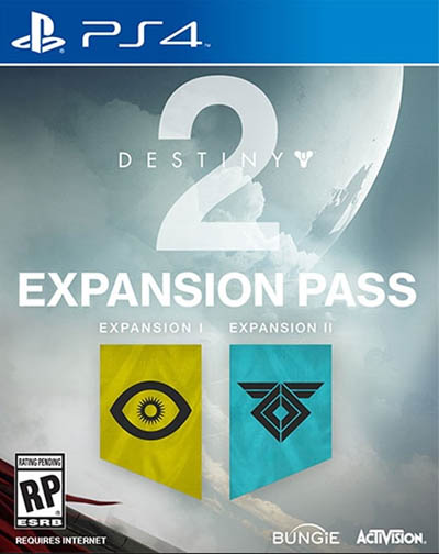 Destiny 2 - Expansions 1 and 2