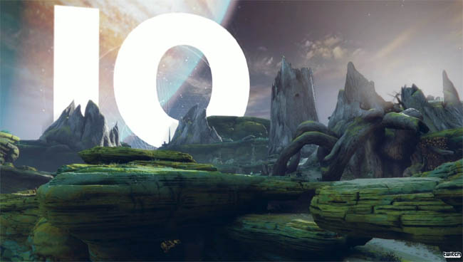 Io Planet in Destiny 2