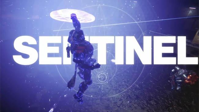 Destiny 2 - Sentinel