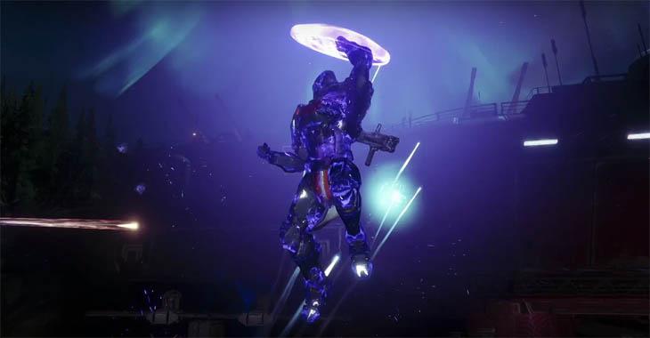 Destiny 2 - Dawnblade, Sentinel and Arcstrider Classes Confirmed