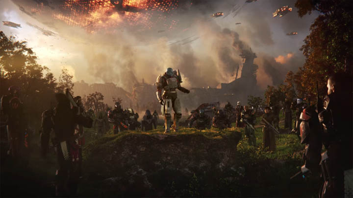 Destiny 2 Reveal Trailer and Beta Confirmed on PS4, Xbox One and PC