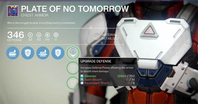 How to get Ascendant Shards