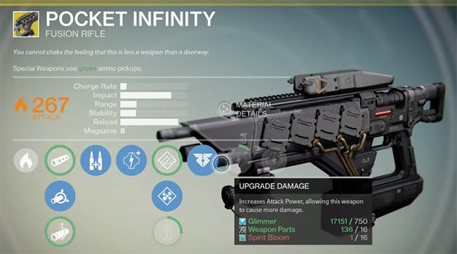 Exotic weapons destiny one of the exotic bounties