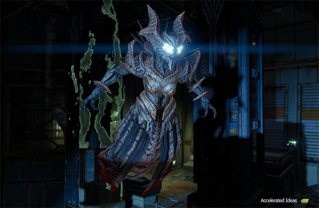 Omnigul BOSS - Dark Below DLC