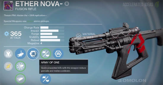 Ether Nova (Fusion Rifle)