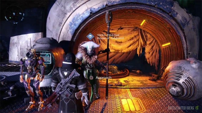 Destiny HoW - House of Judgement and Prison of Elders Rewards