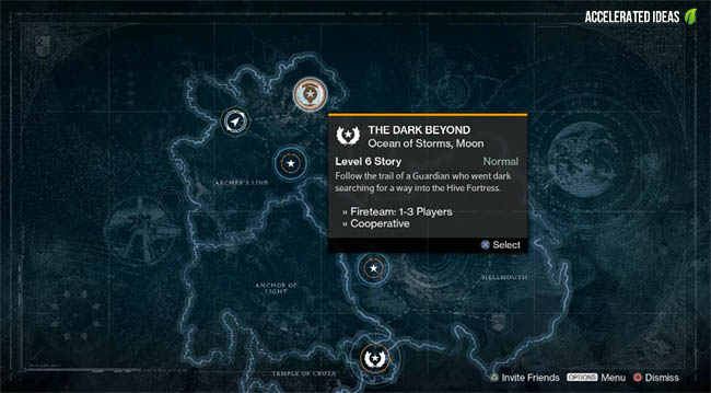 Destiny - Story quests