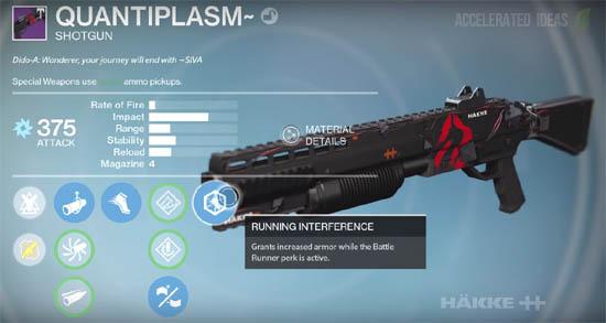 Quantiplasm (Shotgun)