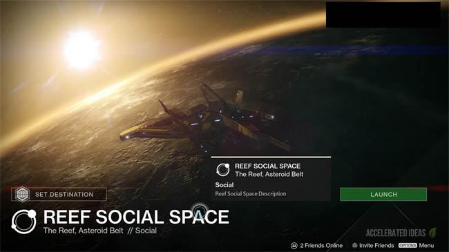 Reef Social Space