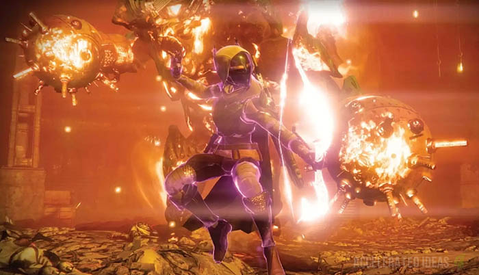Destiny Rise of Iron - All New Exotic Weapons