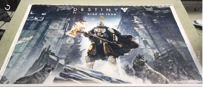 Rise of Iron - Large Leaked Poster
