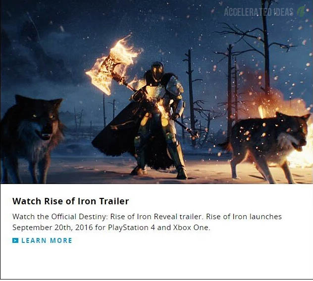 Rise of Iron - Promo Image