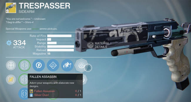 Destiny Rise Of Iron All New Exotic Weapons Accelerated Ideas