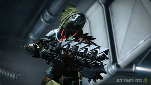 Sleeper Simulant exotic weapon