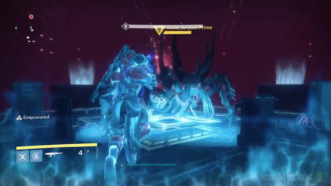 wrath of the machine raid walkthrough