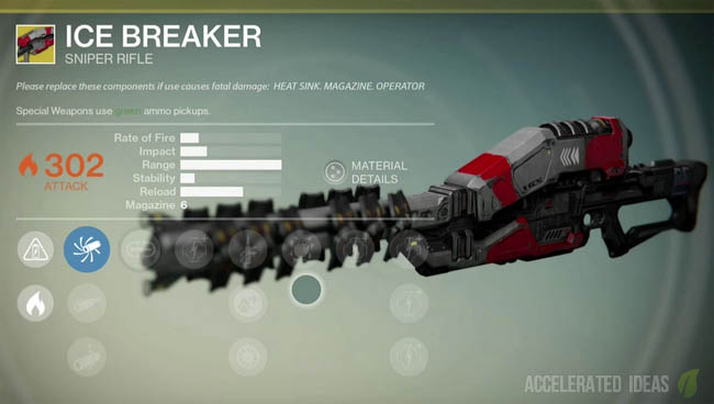 Destiny destiny list of year 1 exotics you can upgrade to year 2