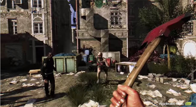 Dying light weapons upgrades and mods accelerated ideas one handed weapons malvernweather Images