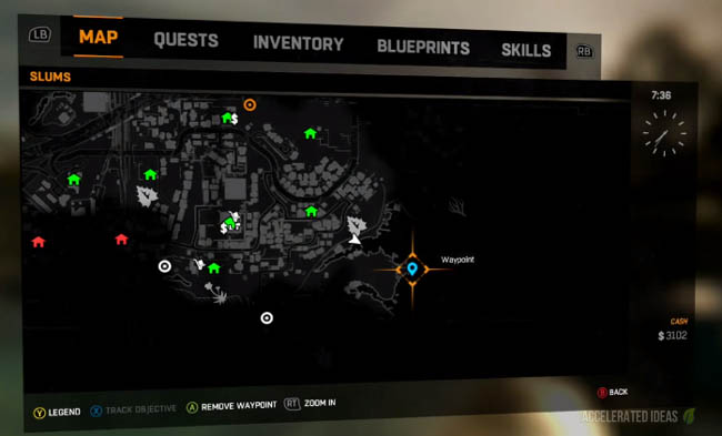 Dying Light - All Easter Egg Locations and Secret Weapons