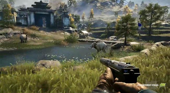 E3 2014 - Far Cry 4