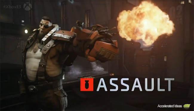 E3 2014 - Evolve